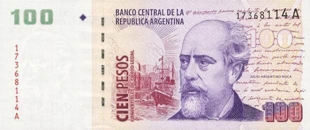 currency crisis inflation in argentina
