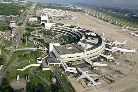 Международный аэропорт Рио-де-Жанейро