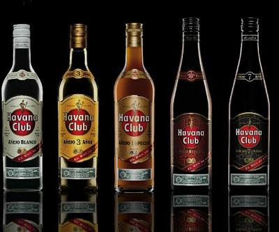 Напитки на Кубе.