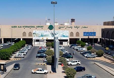 Международный аэропорт Аммана