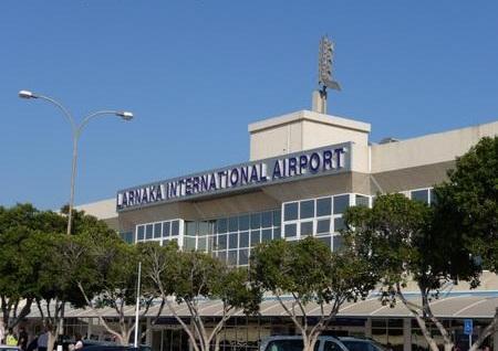Международный аэропорт Ларнаки