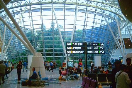 В аэропорту Куала - Лумпура