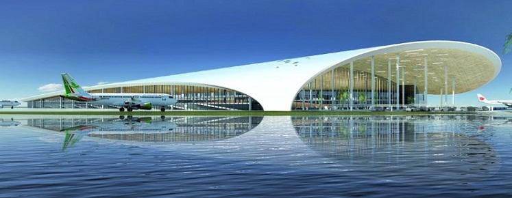 Международный аэропорт города Мале