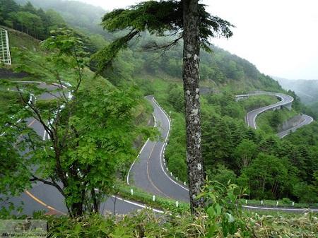 Автомобильные дороги в Японии