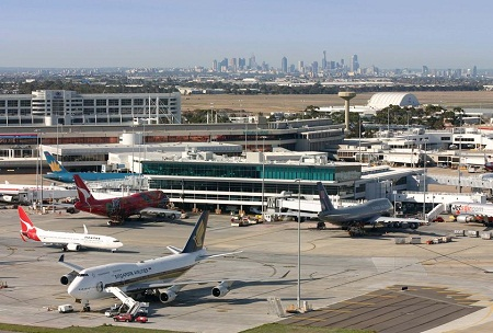 Международный аэропорт Мельбурна