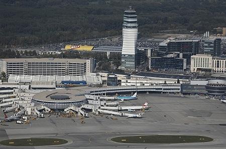 Международный аэропорт Вены