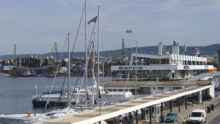 В порту Варны