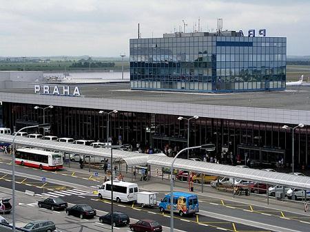 Пражский аэропорт Рузине