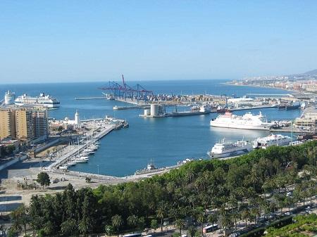 Порт Малаги