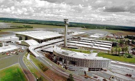 Международный аэропорт Gardermoen