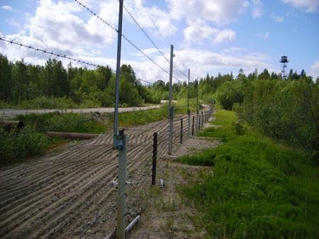На русско-норвежской границе