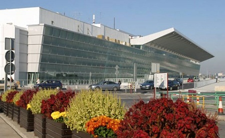 Международный аэропорт Фредерик Шопен