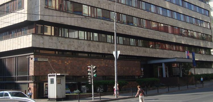 консульство в Москве