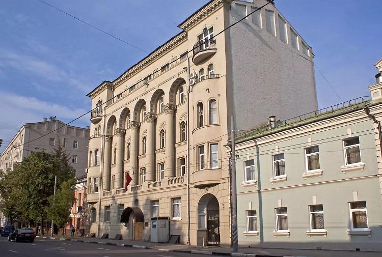 Посольство киргизии в спб фото 216-403